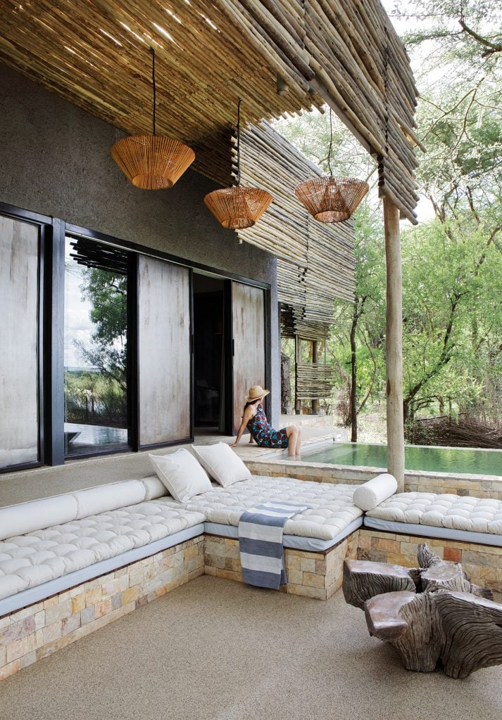 Luxury Suite at Matetsi Victoria Falls